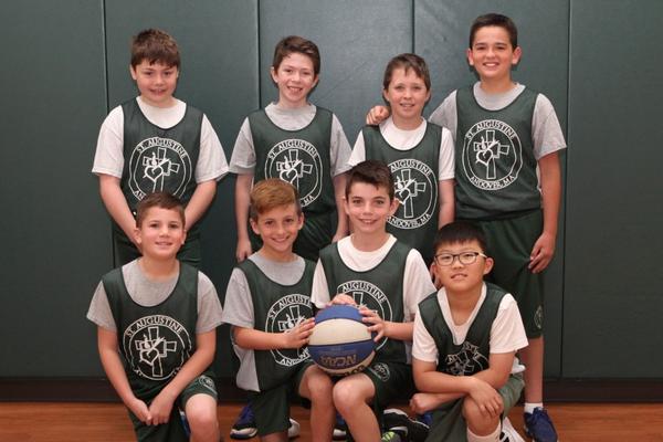 Basketball St Augustine School